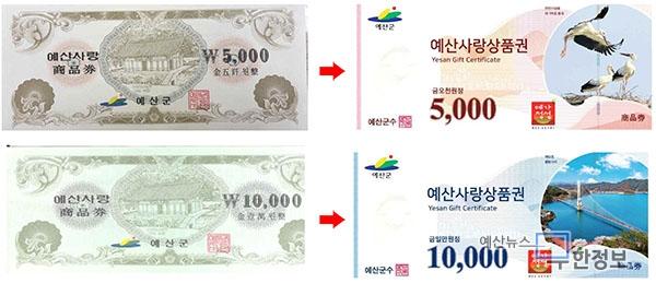 예산사랑상품권 219억원… 13배↑ <br>'상품권깡' 과태료 2000만원 부과